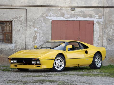 80s ferrari luxury sports cars 80s vehicles