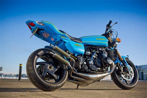 Suzuki Rx 750 Racing Caf 232 Suzuki Gt 750 Quot Rizla Quot Specials