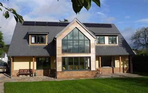 new build house designs uk image gallery home self build kits
