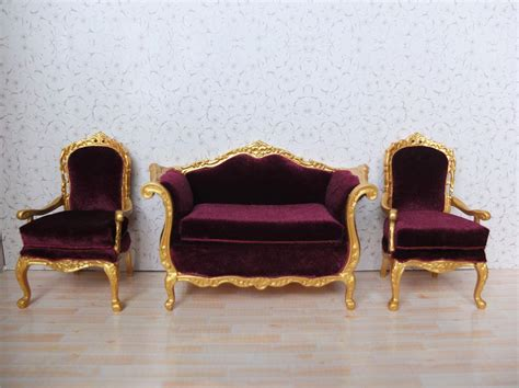 dollhouse living room furniture bespaq dollhouse miniature living room furniture set sofa