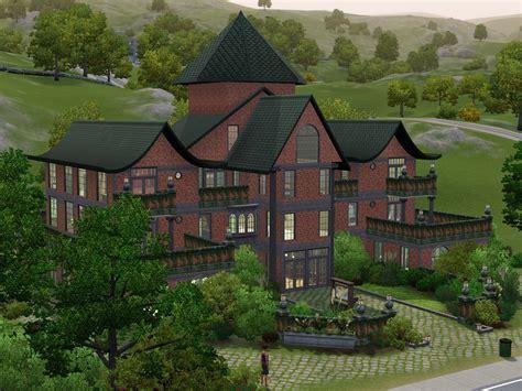 Sims 3 House by Parsimonious The Sims 3