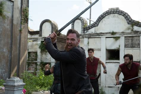 amc tv show into the badlands ratings amc s quot into the badlands quot falls sharply stays