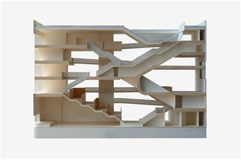 New Open Floor Plans hunters point community library in new york by steven holl