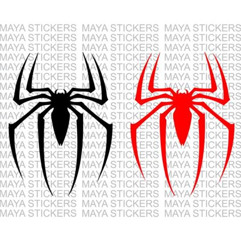 Spider Stickers