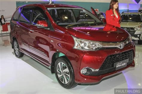 Lu Projector All New Avanza Berita Terkini New Post Iims 2015 Toyota Avanza Veloz