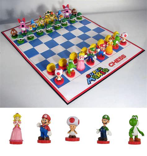 1 Set Bross 2 1 2 quot king mario bross chess set