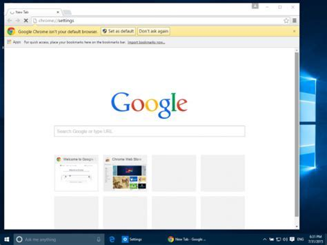 How to Make Chrome Your Default Browser in Windows 10