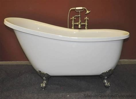 footed bathtub strong clawfoot tubs design for modern bathroom design