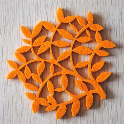 felt pattern cutter laser cut felt craft felt decoration home decoration
