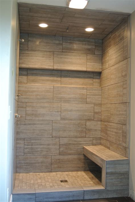 shower with bench ideas accessories granite wall with wall lighting and granite