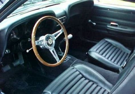 1969 Ford Mustang Interior by Clean Restomod 1969 Ford Mustang Fastback Bring A Trailer