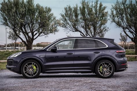 2019 Porsche Cayenne by 2019 Porsche Cayenne E Hybrid Drive Ticks All The