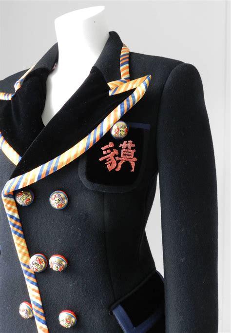 Fall 2007 Leather Jackets by Balenciaga Fall 2007 Runway Ad Caign Blazer Jacket At