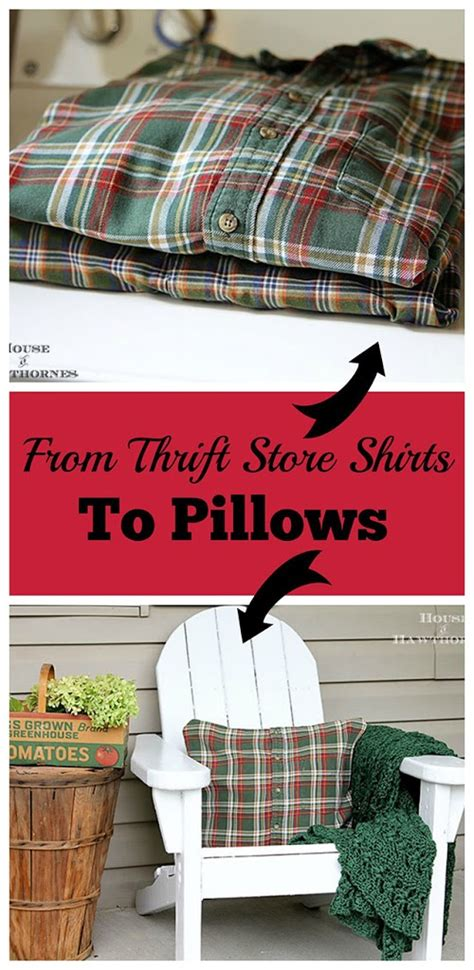 how to store pillows diy no sew shirt pillow tutorial house of hawthornes