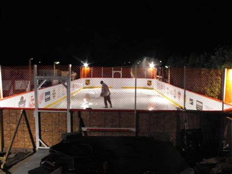 backyard rink lighting 1000 images about hockey on pinterest backyards hockey