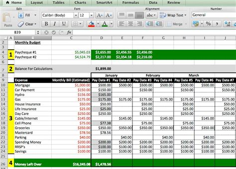 basic excel budget template 28 images how to use a