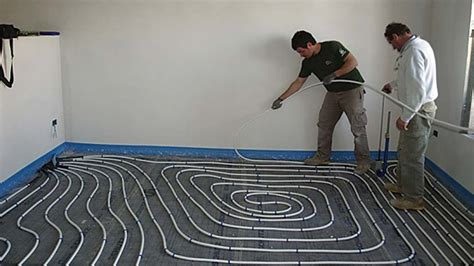 impianto pavimento impianto riscaldamento a pavimento acquasystem