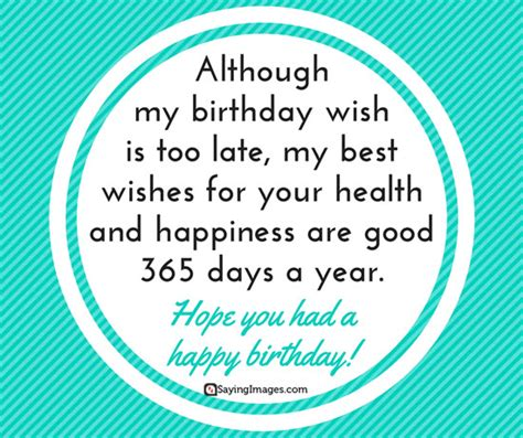 Birthday Wishes For Health And Happiness Belated Birthday Wishes Messages Greeting Cards
