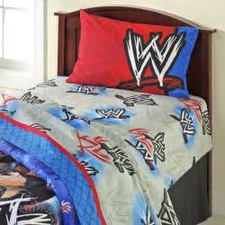 Wwe Twin Comforter Set Wwe Champion Comforter Home Bed Amp Bath Bedding