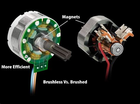 brushless vs brushed motor what s so great about brushless motor power tools tools