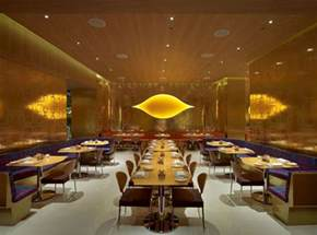 Restaurant Interior by Practical Karim Rashid Restaurant Interior Iroonie Com