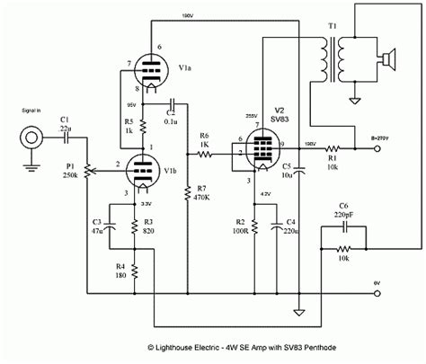 electronics tube schematics vu meter anazhthsh google electronics vacuum tube valve