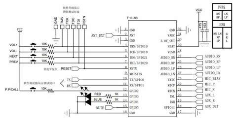 bluetooth headset wiring diagram wiring diagrams
