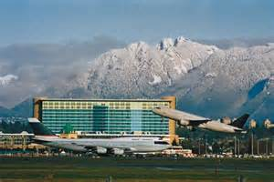 Vancouver Patios Insider Not Your Average Airport Hotel Vancouver S