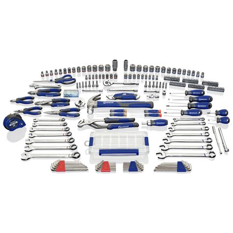 With Set by Shop Kobalt Household Tool Set With At Lowes