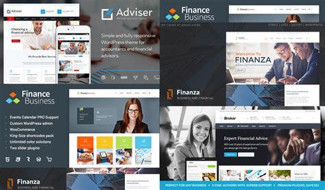wordpress layout business best finance business wordpress themes premium wow