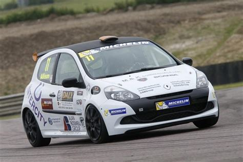 Renault Clio Cup by Racecarsdirect Renault Clio Cup X85 No Vat