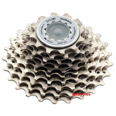 ultegra cassette 10 speed shimano ultegra cs 6600 10 speed cassette