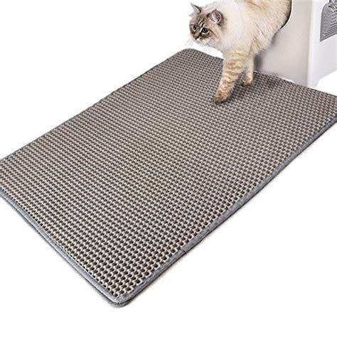 cat litter rug woopet cat litter mat jumbo 30 x 23 grey xl large kitten scatter rug for litter