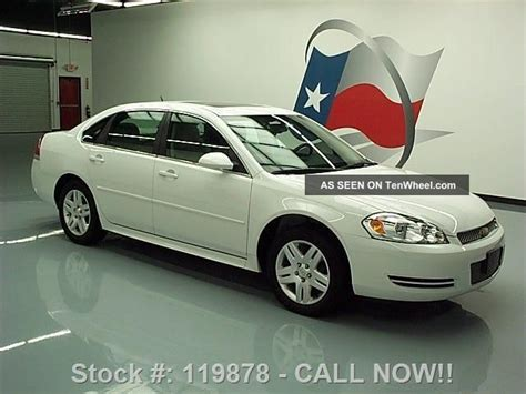 2014 chevy impala wheels 2014 chevy impala lt limited alloy wheels 12k direct