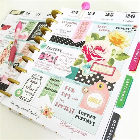 planner layout 25 best ideas about planner layout on planner