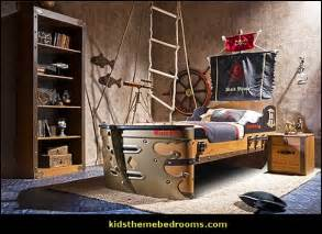 decorating theme bedrooms maries manor pirate bedrooms - Themed Furniture