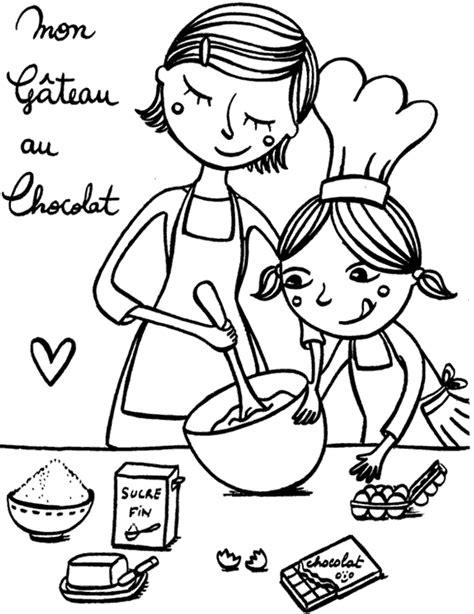 dessin de cuisine à imprimer coloriage cuisine les beaux dessins de autres 224 imprimer