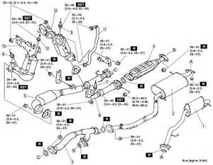 Mazda Mpv Exhaust System Diagram 2004 Mazda 6 Exhaust Diagram Quotes