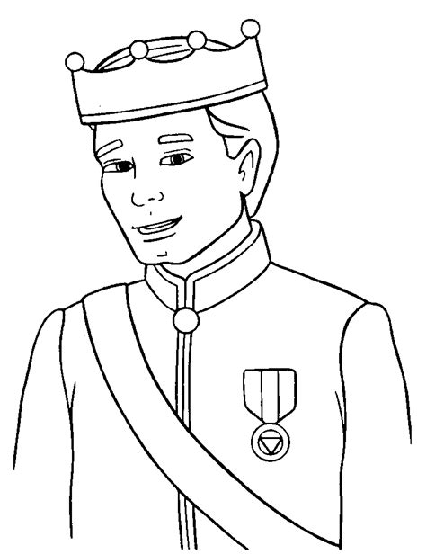 Prince Coloring Pages To Download And Print For Free Prince Coloring Pages