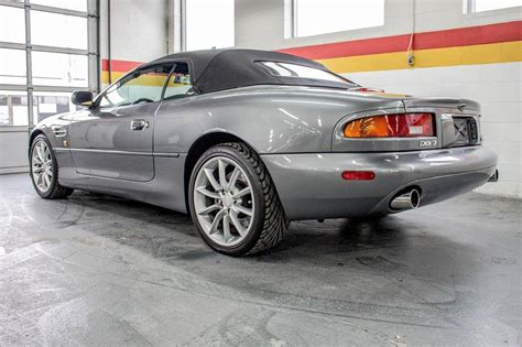 aston martin volante for sale 2002 aston martin db7 volante for sale 1801726 hemmings
