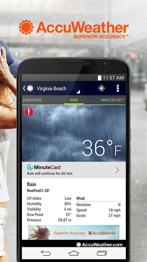 accuweather android app descargar gratis accuweather gratis accuweather descarga android 1mobile es