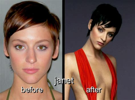 Americas Next Top Model Cycle 9 Makeovers by Cycle 9 Janet America S Next Top Model Photo 432554