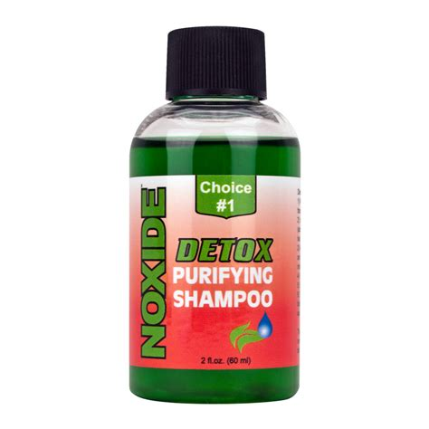Purity Labs Usb Detox Reviews by Noxide Purifying Detox Shoo Vit113 Samson Store