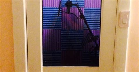 Vocal Booth Closet by Closet Transformed Into Vocal Booth Diy Simple And Quite