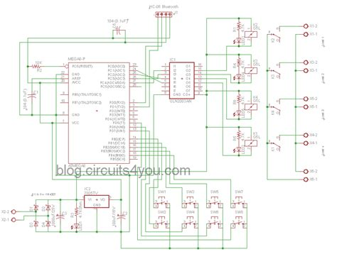 bluetooth based home automation circuits4you