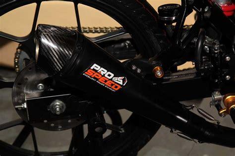 Knalpot Honda Sonic pin knalpot racing new vixion yoshimura carbon thailand
