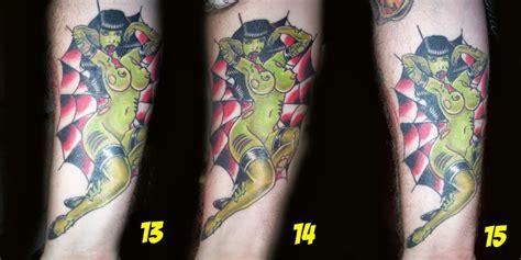 tattoo healing process 11 tattoo nerd a tattoo healing process