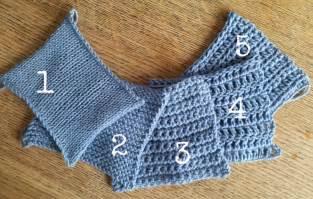 crochet knitting crochet and knit