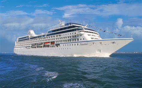 Oceania's Nautica Cruise Ship, 2018 and 2019 Oceania