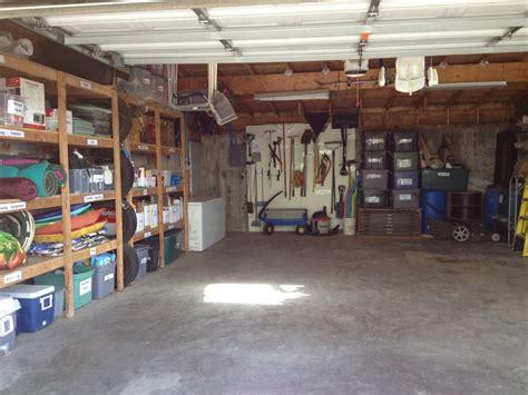 Garage Organization Garage Organization House Organization